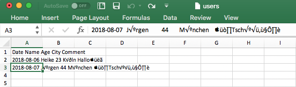 Excel Friendly CSV Exports with Elixir - Meltwater Engineering Blog