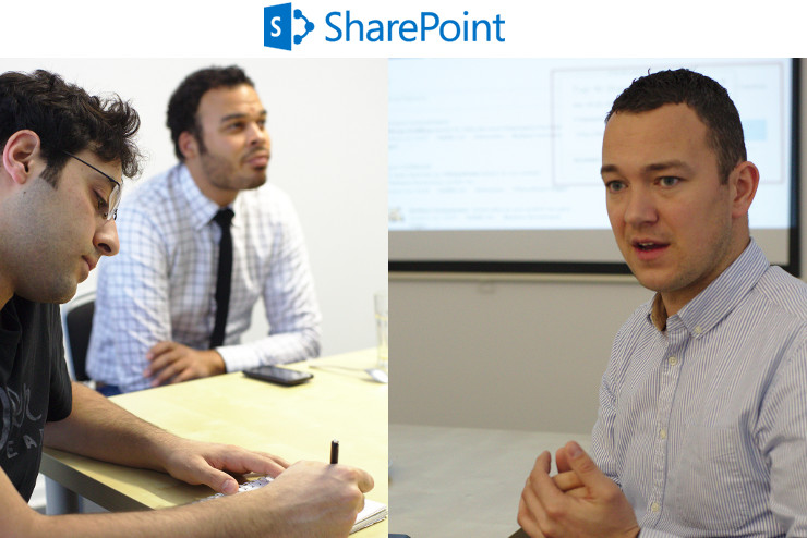 Berlin Tech Talk: Microsoft SharePoint